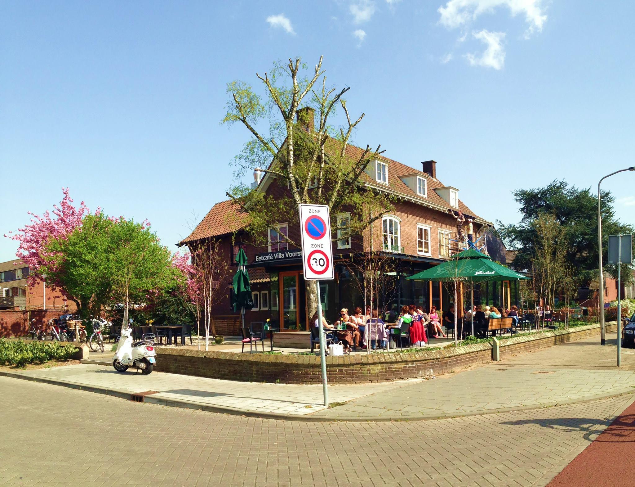 Home - Villa Voorstad